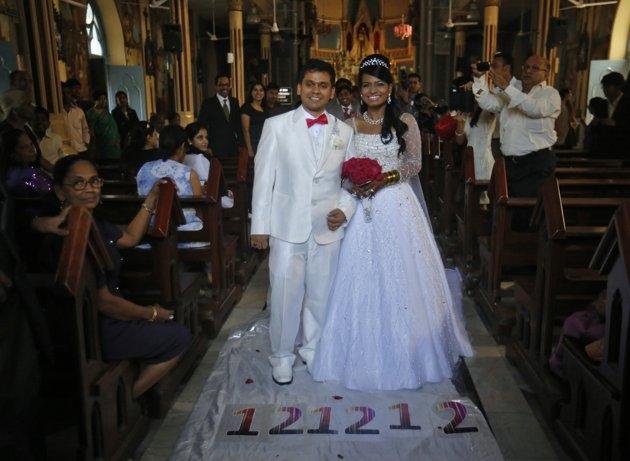 12.12.12.. Magični broj za venčanje