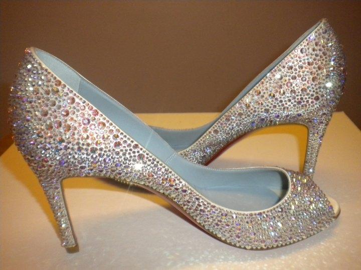 DIY cipele za proslavu