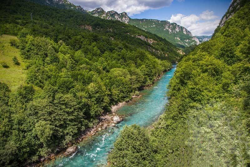 Kanjon Tare Rafting