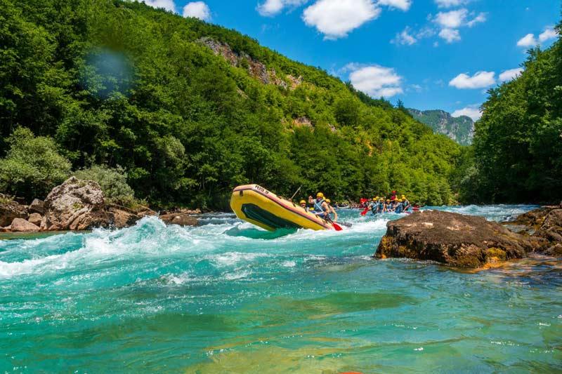 Izaberite rafting na Tari kao sjajnu avanturu